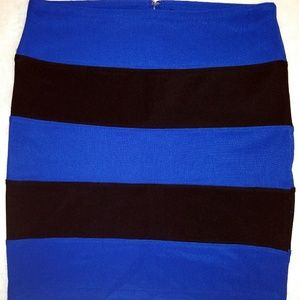 Forever 21 Small Blue Skirt